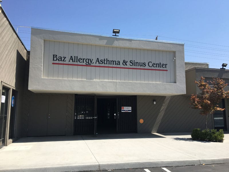 Allergist and asthma doctor in Modesto