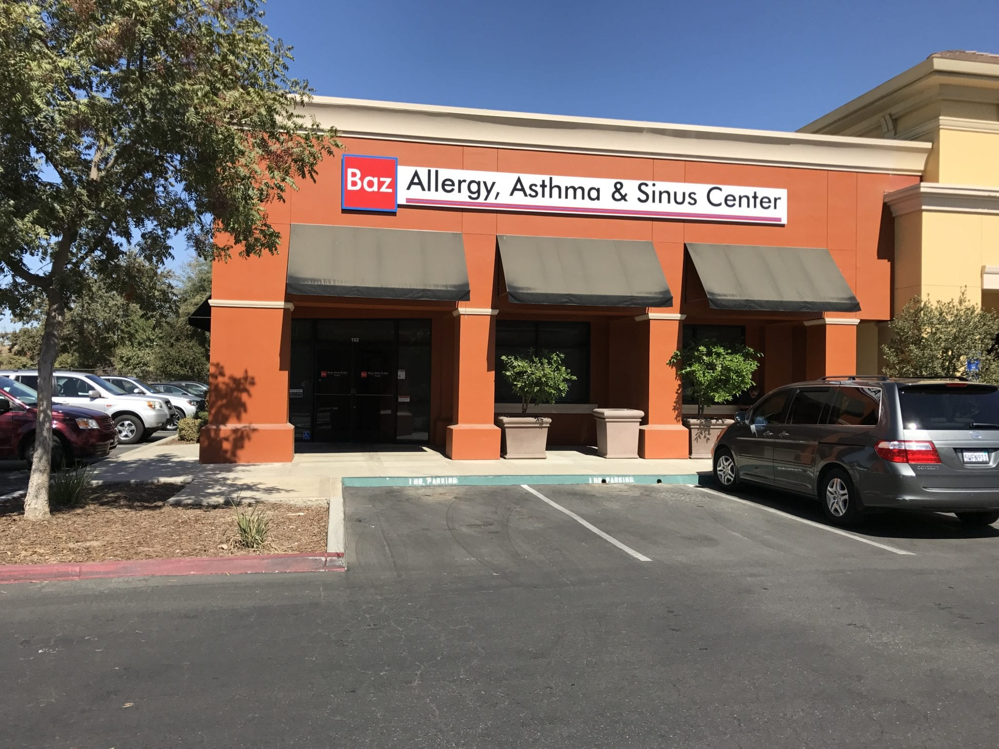 Baz Allergy Asthma and Sinus Center Visalia CA