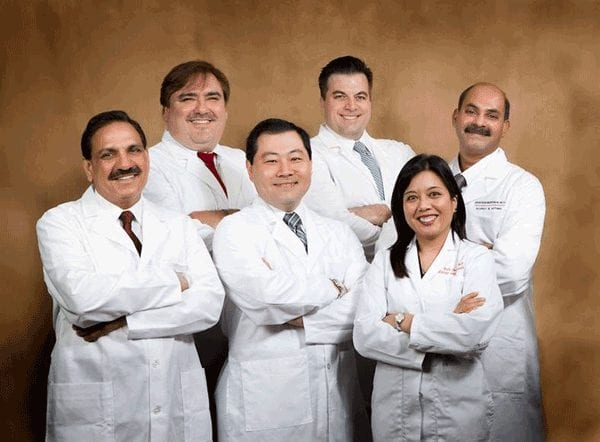 Baz Allergy Asthma and Sinus Center staff physicians