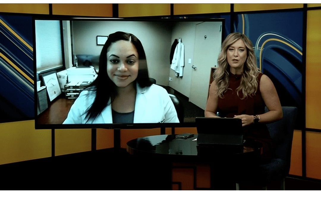 Dr. Sabry interviewed on Central Valley Today